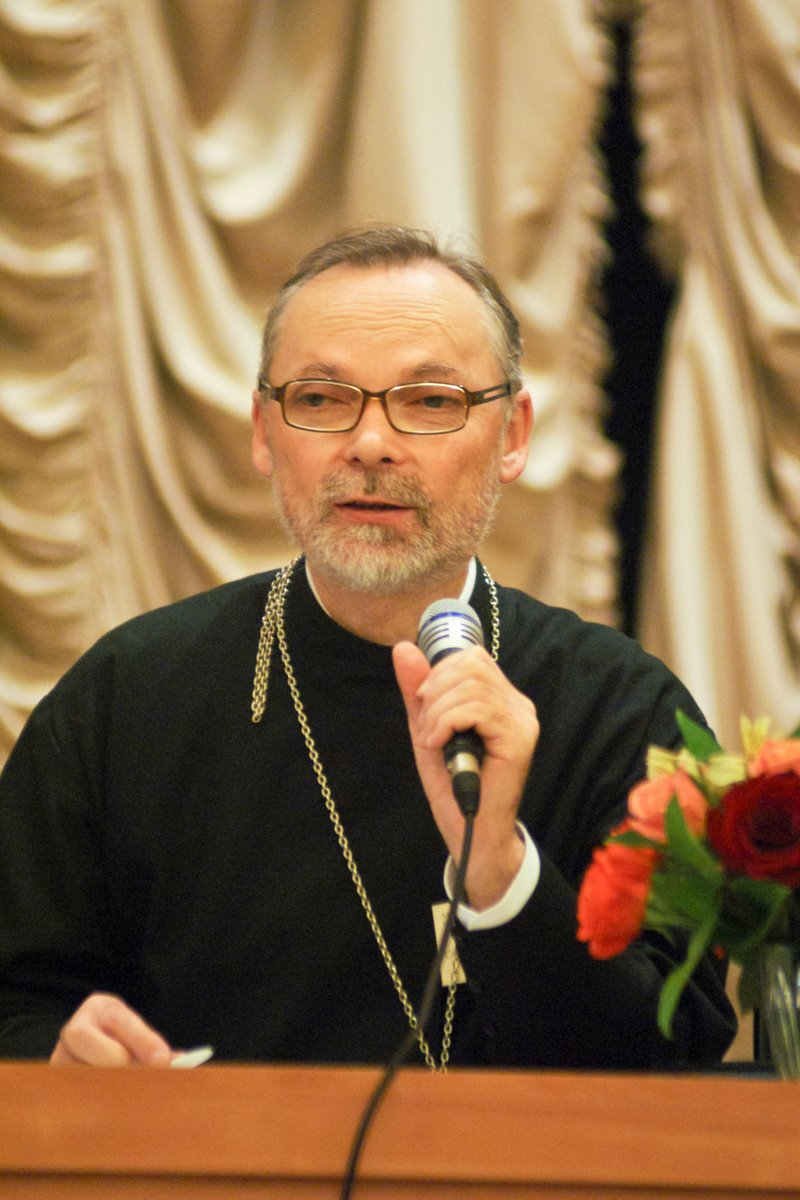 Проф.-свящ. Георгий Кочетков