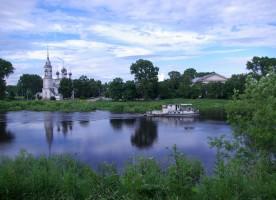 Исконно русский город – Вологда