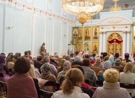 Русский язык богослужения обсуждали в Тверской епархии