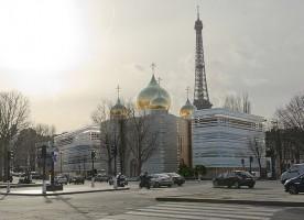 В Духовно-культурном православном центре в Париже открылась выставка «Новомученики и ...