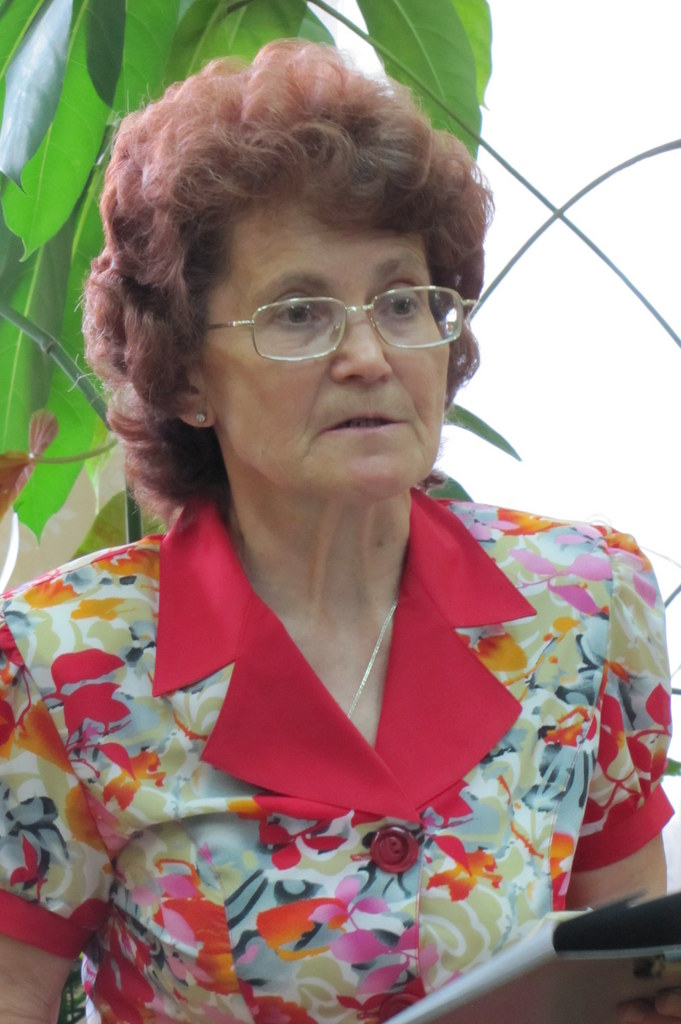 Марина Угрюмова