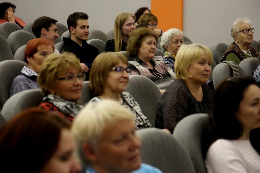 Презентация книги Галины Шавериной