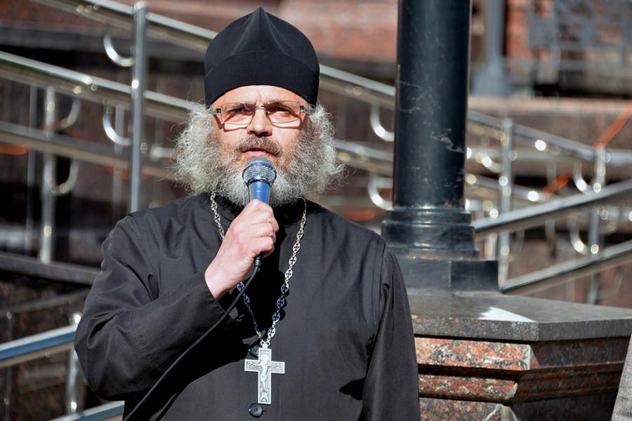 Священник Виктор Явич