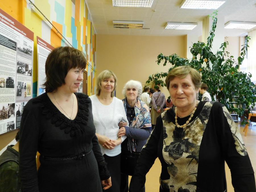 Справа - председатель северодвинского общества «Совесть» Галина Шаверина