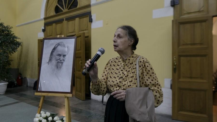 Людмила Комиссарова, заведующая Богословским колледжем СФИ