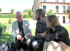 «Нужно помогать церкви возобновлять и возрождать богословское образование»
