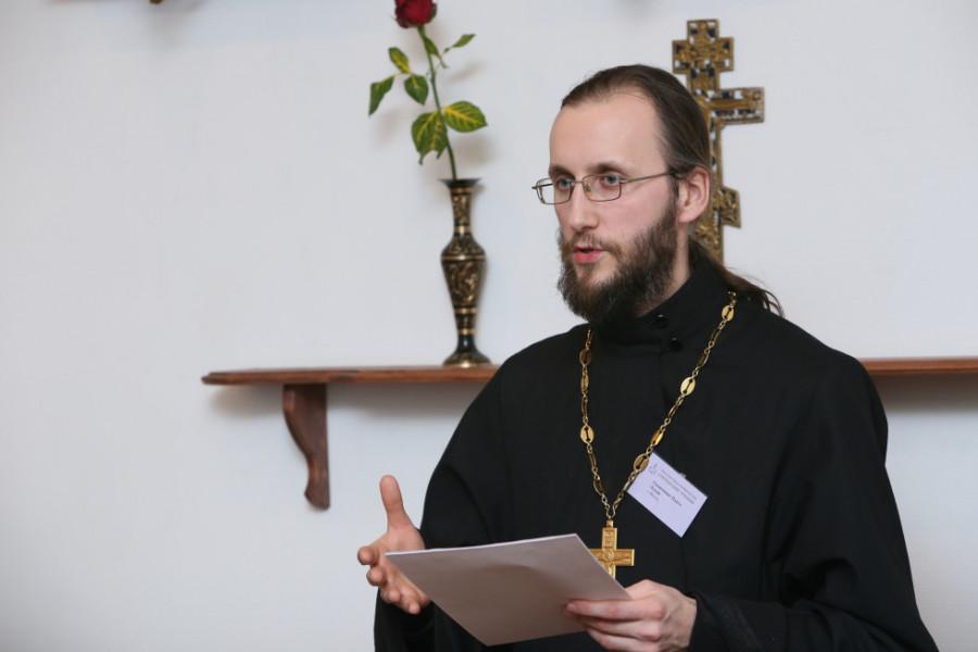 Священник Павел Лукин