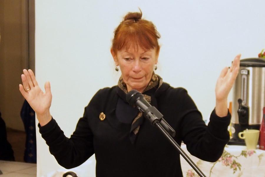 Людмила Ивановна Давыдова, ведущий специалист Эрмитажа по античной скульптуре