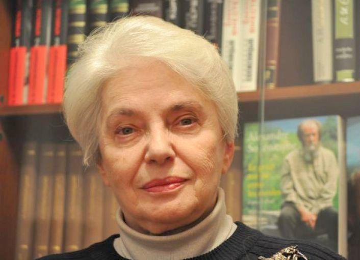 Наталия Дмитриевна Солженицына