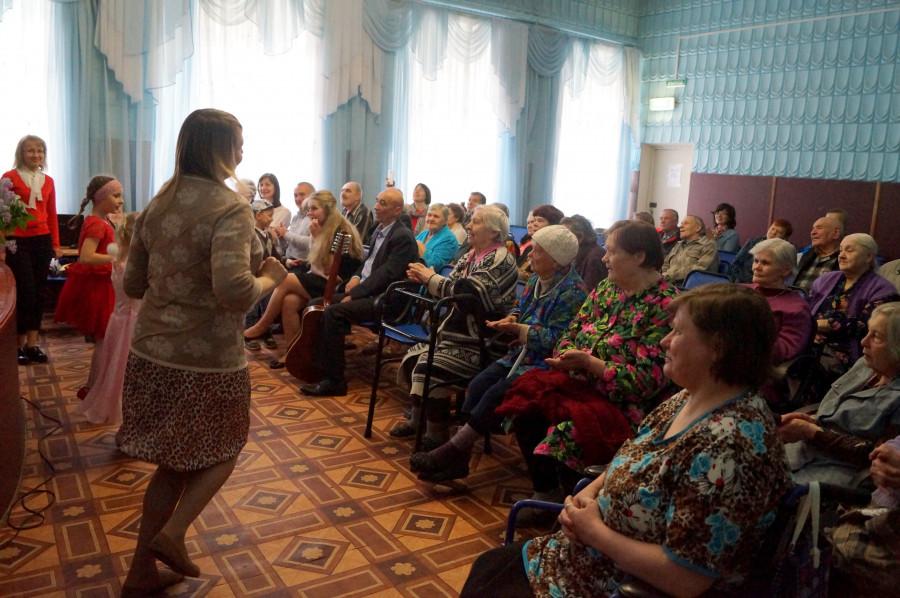 пансионат для пожилых людей нижегородская область