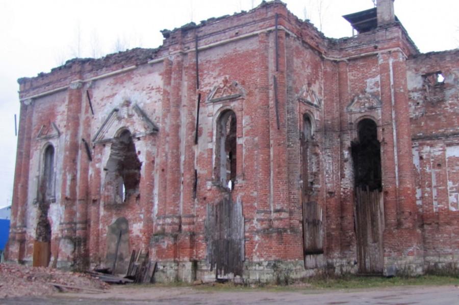 Свято-Троицкий монастырь, н.в.
