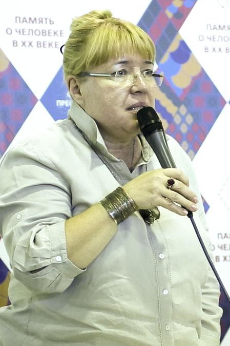 Елена Жемкова