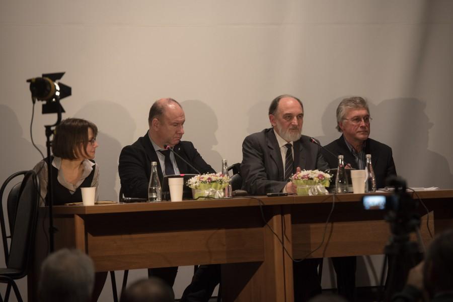 Татьяна Викторова, Алексей Козырев, Александр Копировский, Алексей Болдырев.