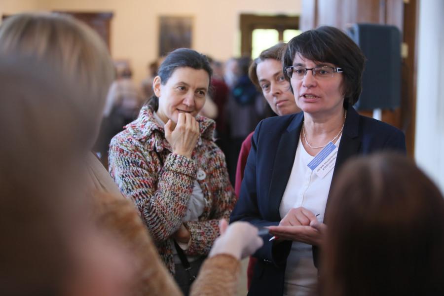 Представление стендовых докладов. Лилия Клейменова, бакалавр теологии, СФИ