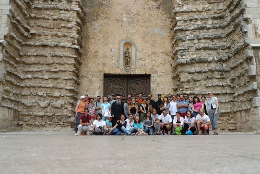 Экскурсия в базилику Св. Марии Магдалины в Сент-Максиман (1295 г.)