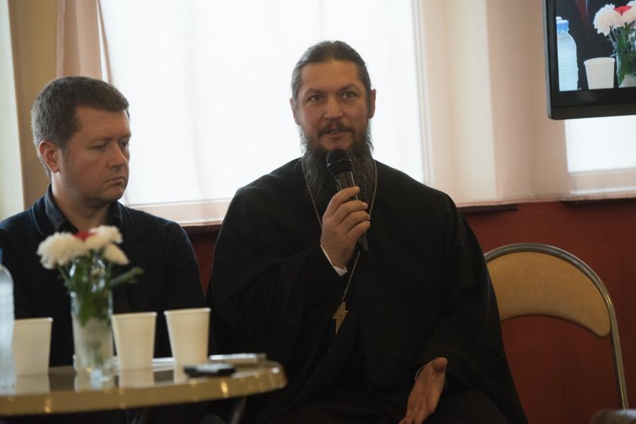 Протоиерей Димитрий Кувырталов
