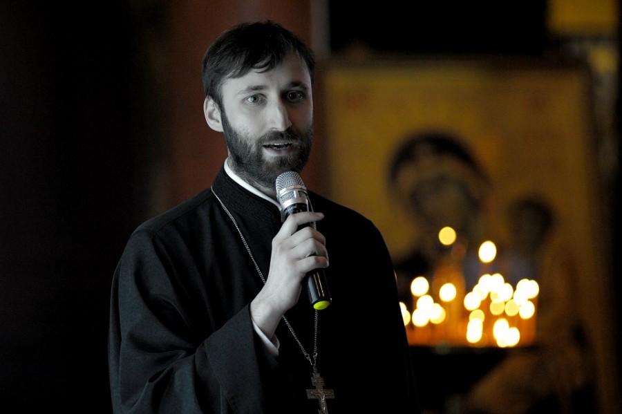 Священник Дионисий Харин. Фото: Станислав Марченко