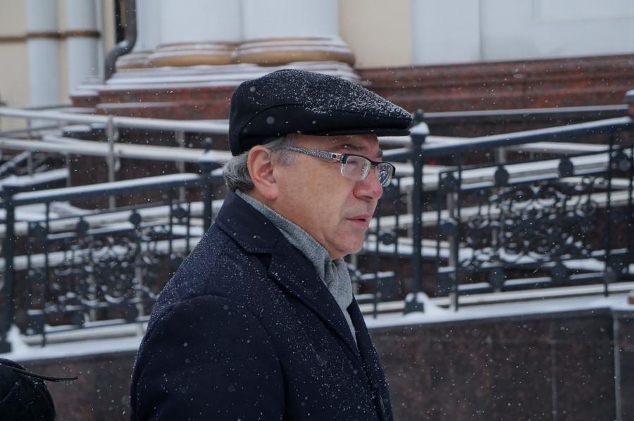 Лев Закс, ректор Гуманитарного университета
