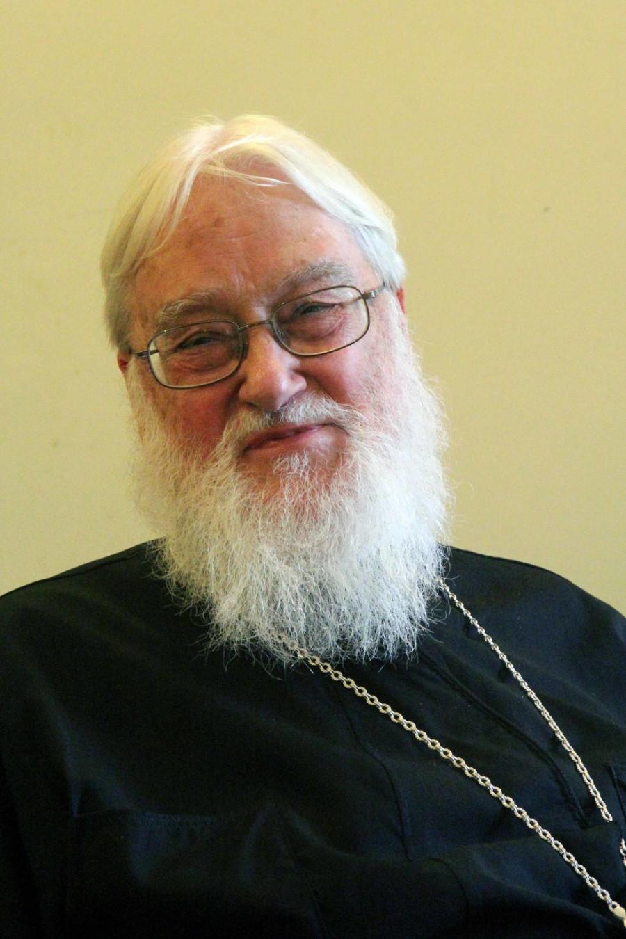 Metropolitan Kallistos (Ware), Professor of Theology at the University of Oxford in 1966-2001