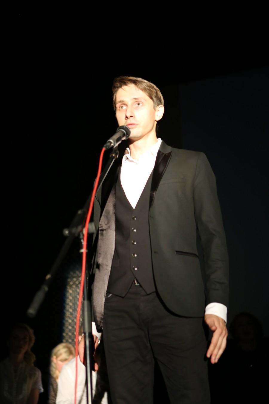 Актер Виктор Васинский