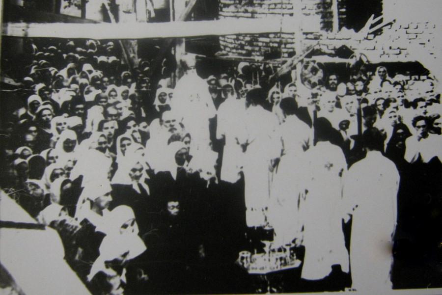 Фото 4. Богослужение с архиепископом Ермогеном (Голубевым)