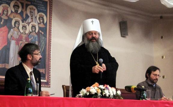 Преемство для нас – это, прежде всего, знание традиции и личная ответственность за Церковь