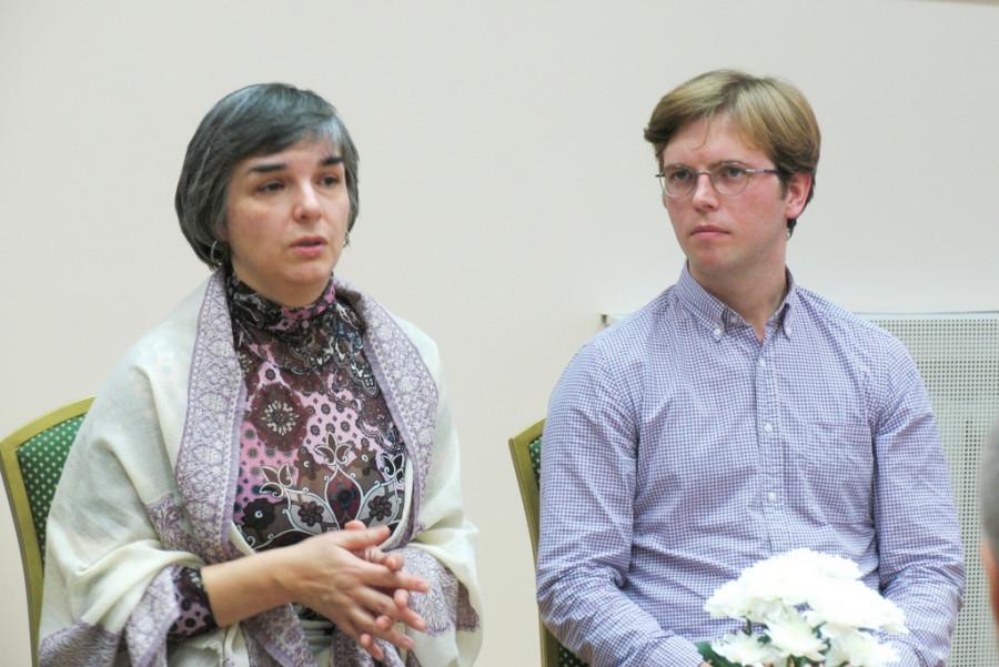 Ольга Бирмилеева, Сергей Бурлака