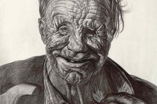 Геннадий Добров. Портрет Александра Амбарова