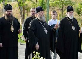 На юге Казахстана освятили новый православный храм и помолились о жертвах репрессий