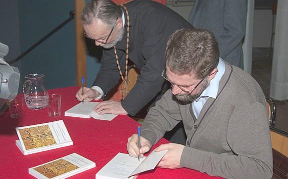 Презентация книги «Современные пути святости. Наши учителя» прошла в Италии