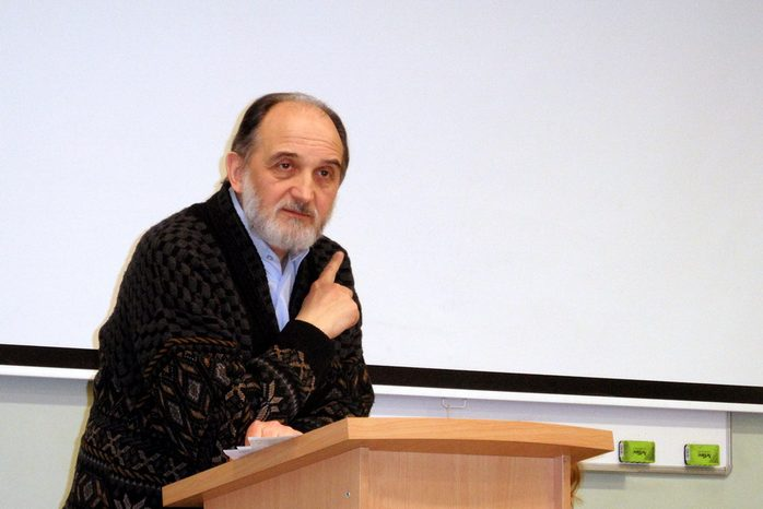 Профессор Александр Копировский