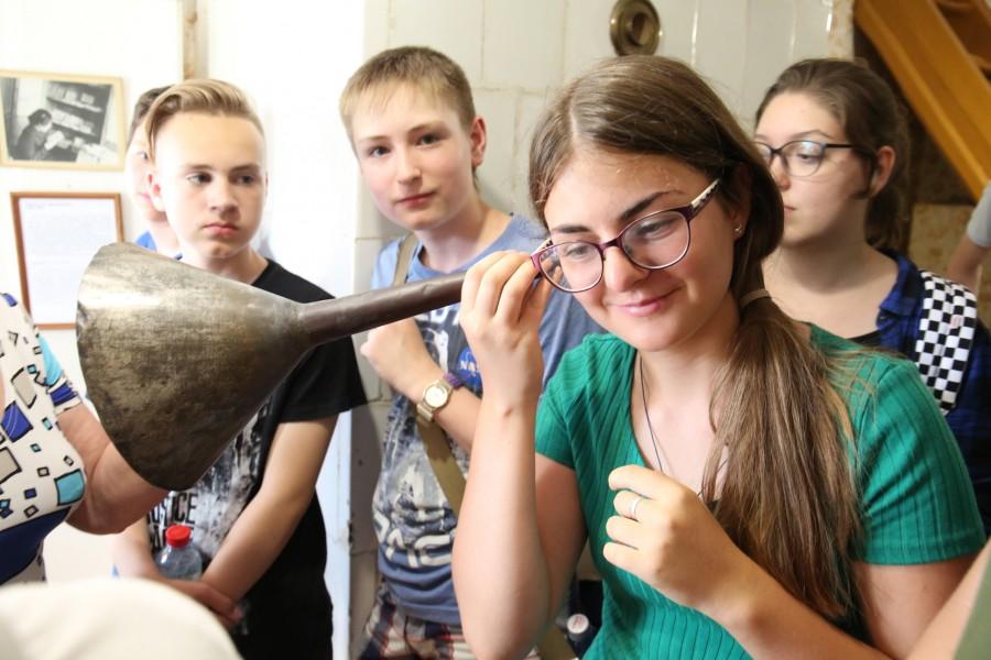 Экскурсия в доме-музее К.Э. Циолковского