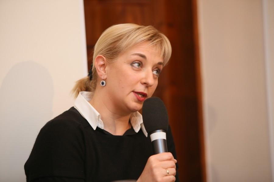 Дарья Виолина, кинодраматург, кинорежиссер (Москва)