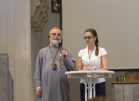 "Fr. Georgy Kochetkov's Speech at ""Christian movements and communities. Together for E..."