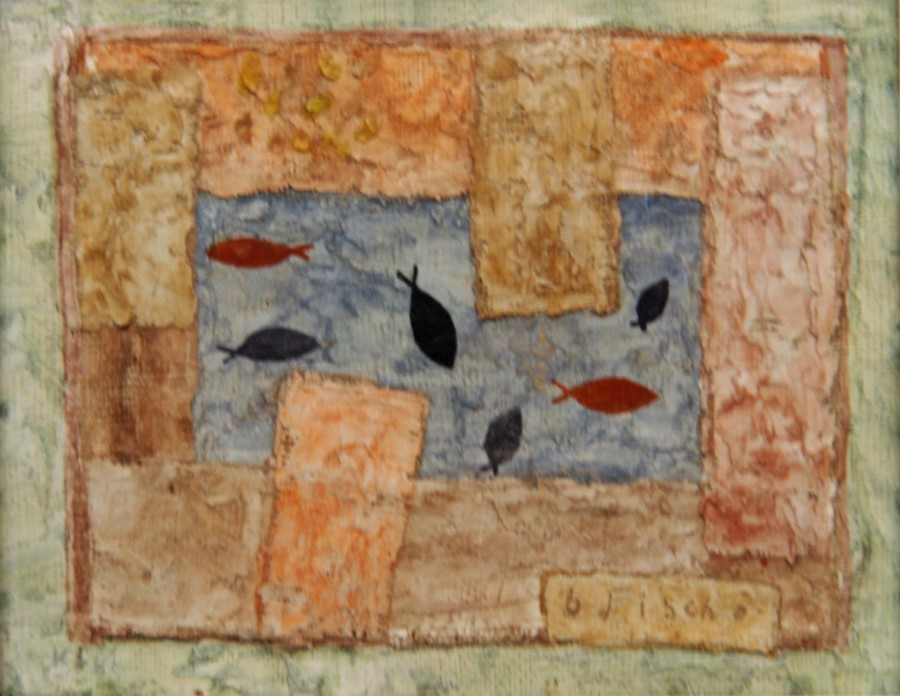 Paul Klee. Fishes
