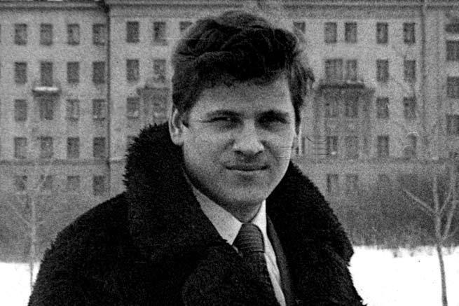 Иван Адельгейм, студент, г. Ленинград, 1982 год