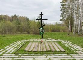 Церковь хочет создать мемориал в Поросенковом логе – на месте обнаружения ...