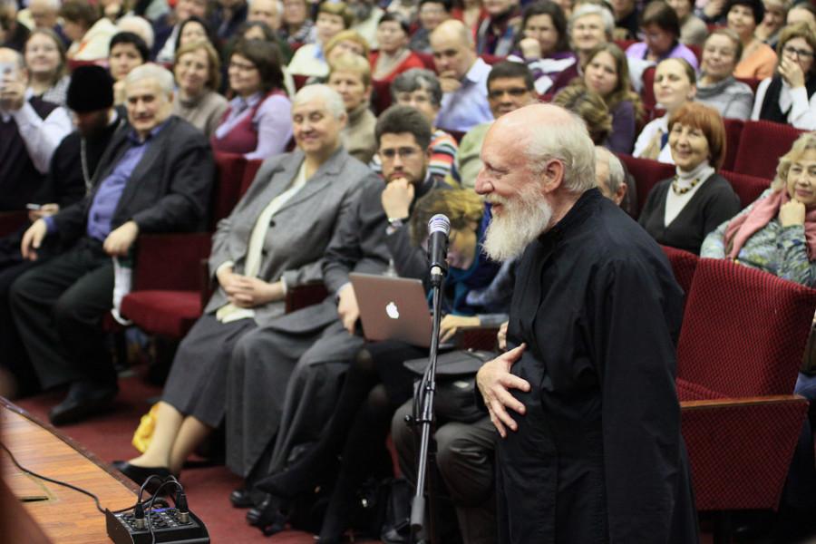 Professor Deacon Vasily (Karl Christian) Felmy