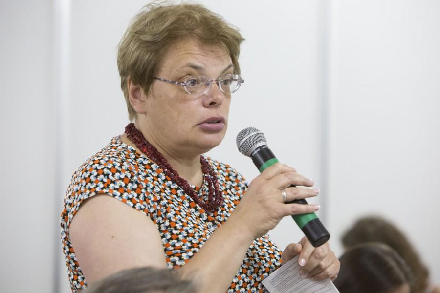 Елена Рыдалевская, исполнительный директор Благотворительного Фонда «Диакония»