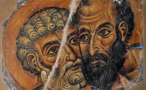 В день святых первоверховных апостолов Петра и Павла