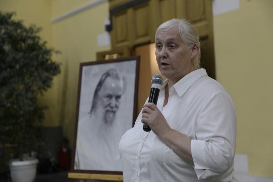 Маргарита Шилкина, декан факультета религиоведения СФИ