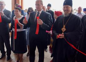 В Иркутской области прошли торжества по случаю 220-летия со дня рождения святителя ...