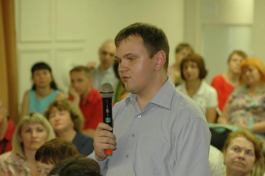 Сергей Иконников, преподаватель истории, Воронежский государственнный аграрный университет