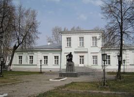 В доме Чайковских