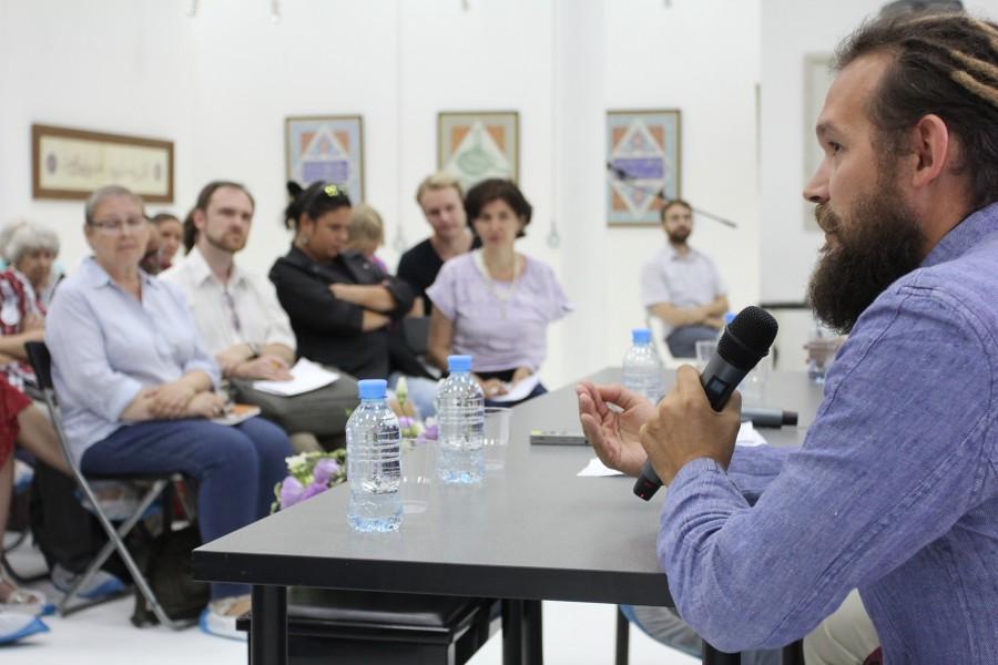 Фестивальная площадка «Церковь и культура: опыт диалога и взаимодействия»