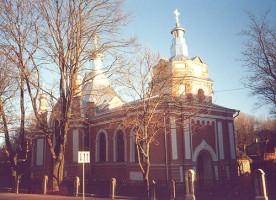 Архиерейское богослужение в Тарту на эстонском языке