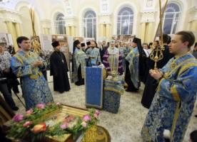 Выставкой «Non licet vos esse», посвященной послереволюционным гонениям на Церковь, ...