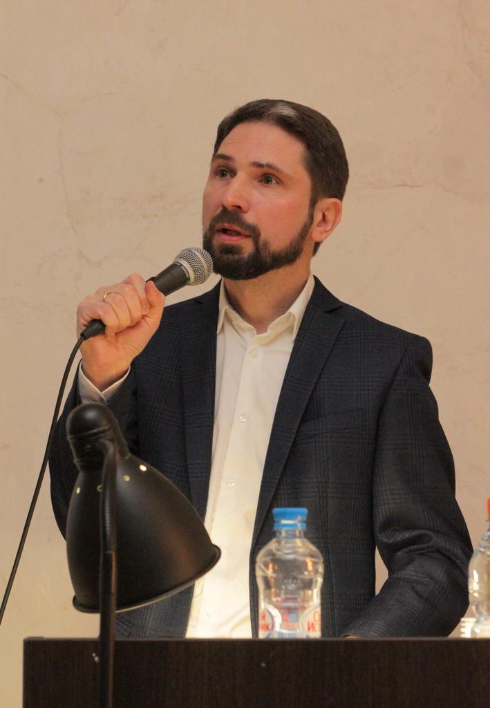 Алексей Наумов. Фото Екатерины Бим