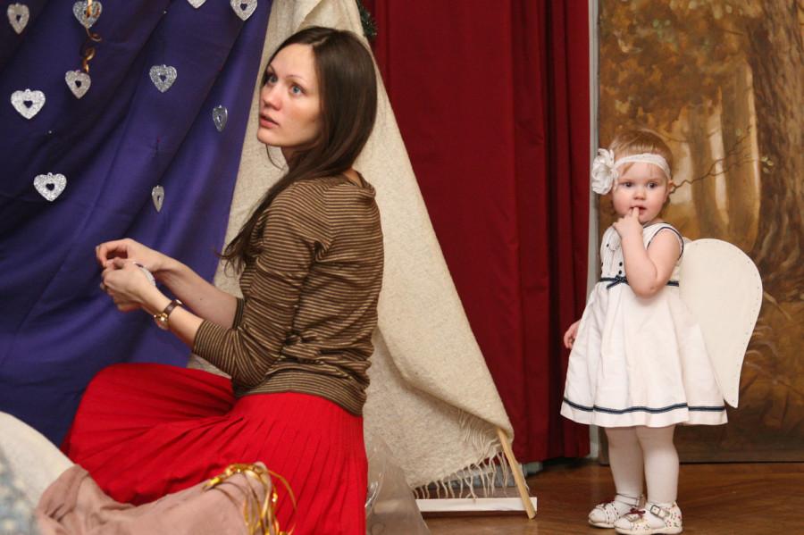 «В ожидании Чуда» или подготовка к миссионерскому празднику для детей
