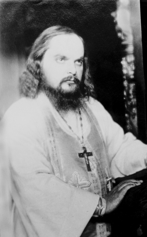 Протоиерей Сергий Мечёв. Конец 1920-х гг.